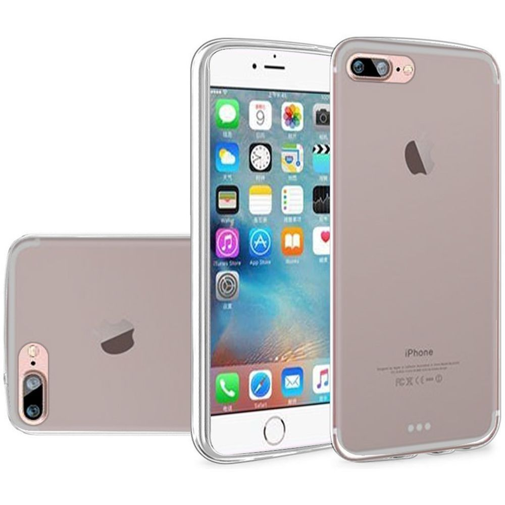 Apple iPhone 8 Plus -  TPU Case, Clear