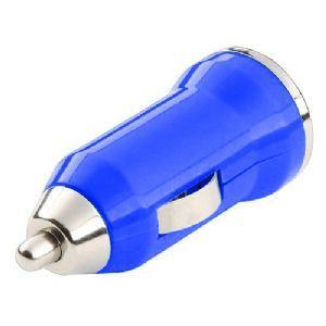 Apple iPhone 8 Plus -  USB Vehicle Power Adapter (1000 mAh), Blue