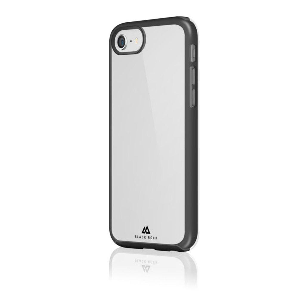 Apple iPhone 7 - Original Black Rock Embedded Phone Case, Clear/Black