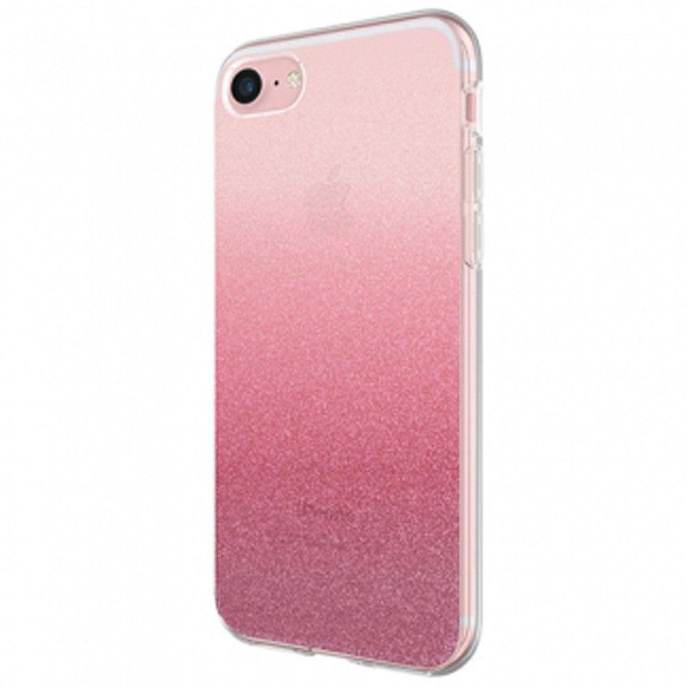 Apple iPhone 7 - Incipio Cranberry Sparkler Design Series Case, Pink