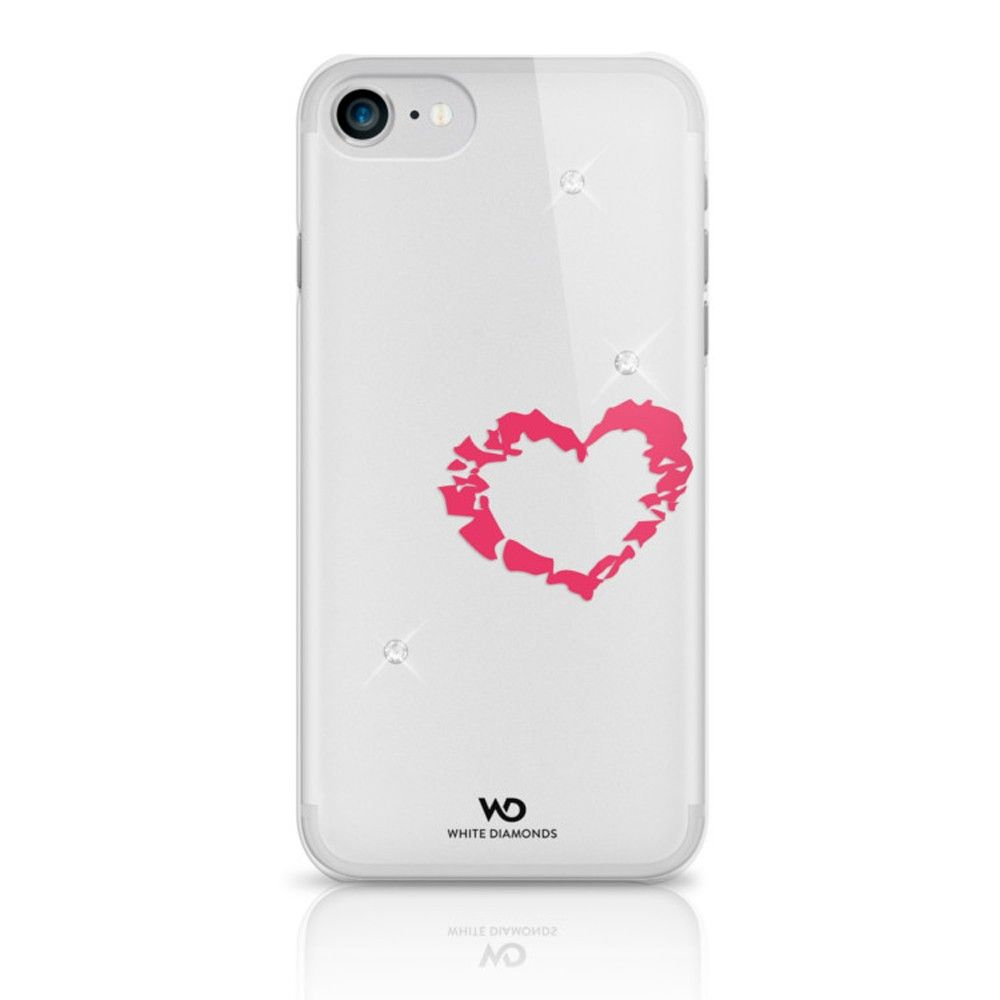 Apple iPhone 7 - Original White Diamonds Crystal Case with