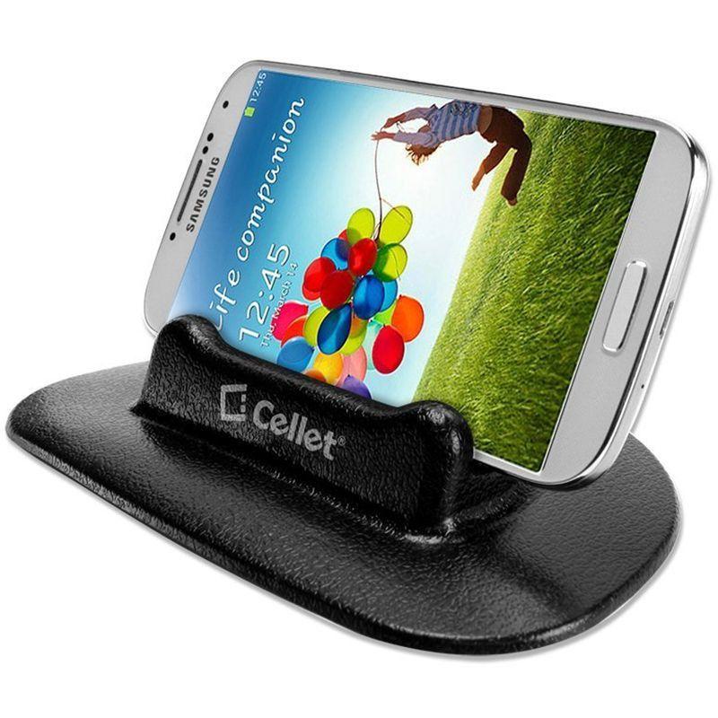 Apple iPhone 7 -  Cellet Anti-Slip Car Holder, Black