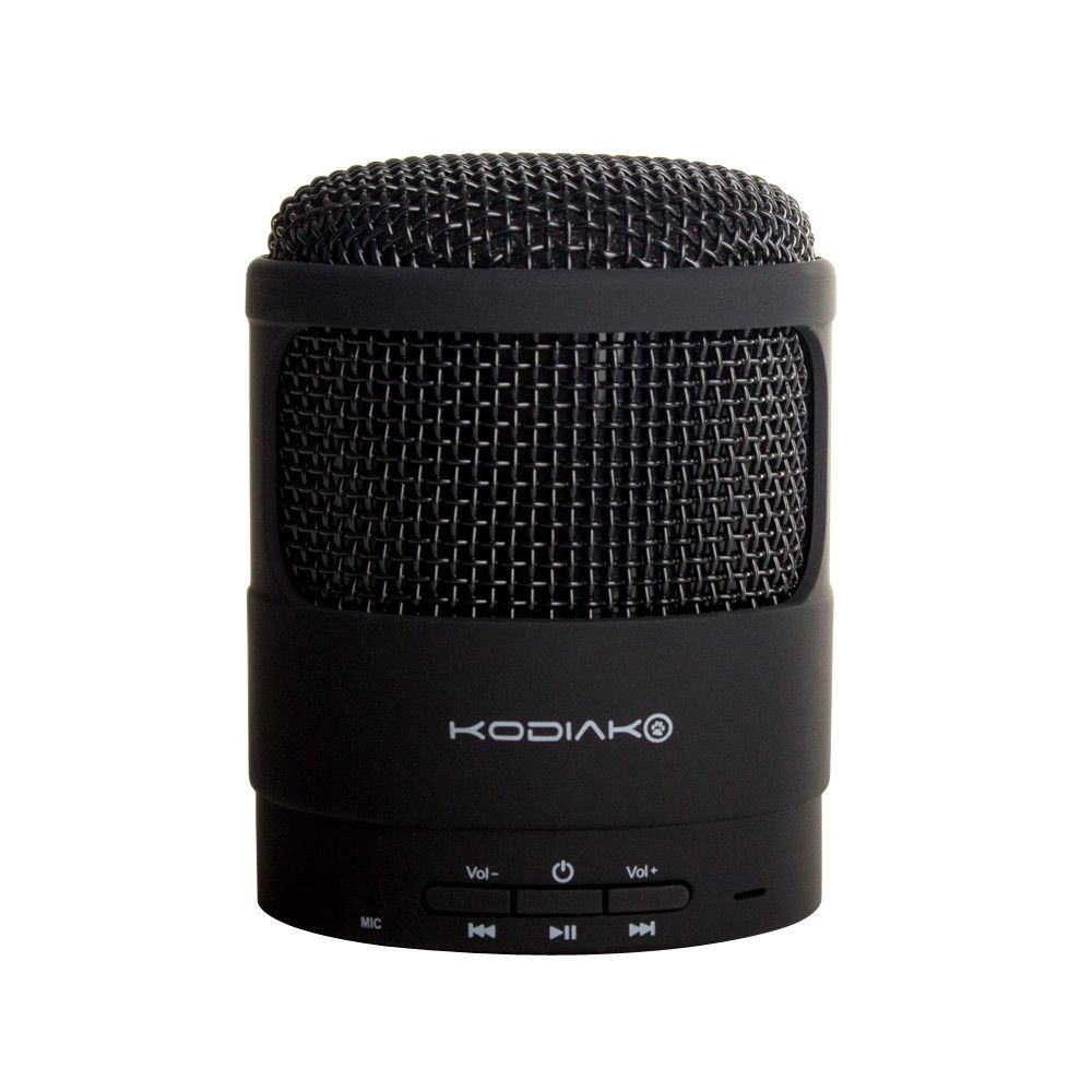 Apple iPhone 8 -  Original Kodiak Wireless Bluetooth Speaker and mic, Black