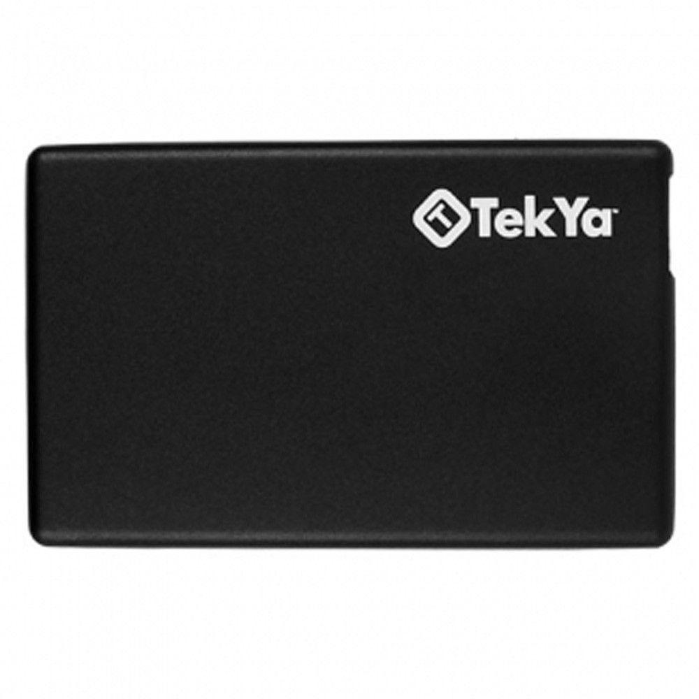 Apple iPhone 7 Plus -  TEKYA Power Pocket Portable Battery Pack 2300 mAh, Black