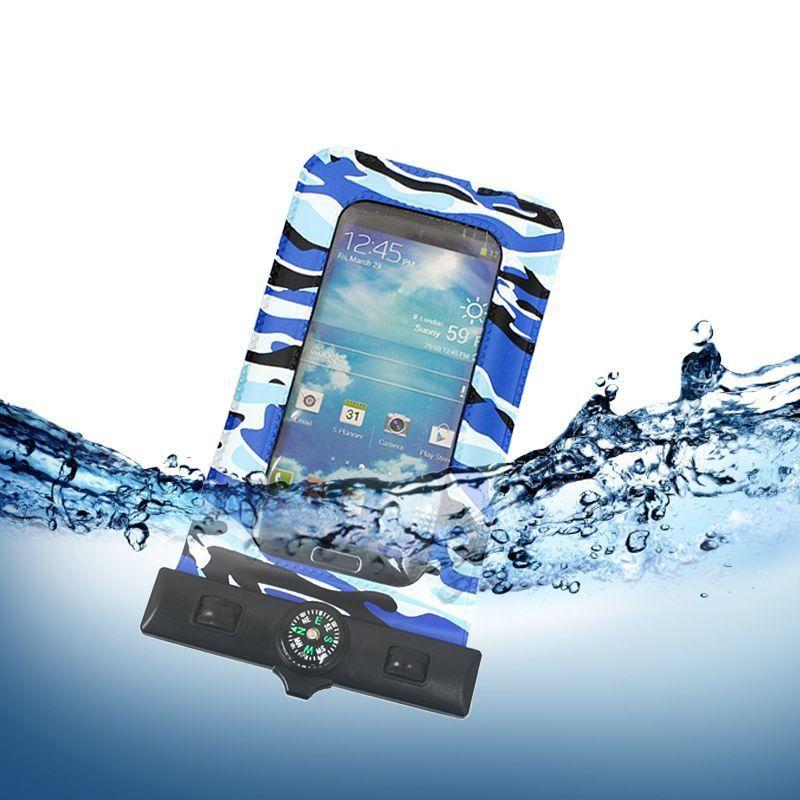 Apple iPhone 6 -  Splash Guardz Waterproof Case, Blue