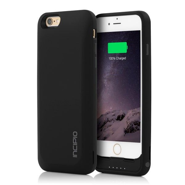 Apple iPhone 6/6s - Incipio offGRID Express Battery Case (3000 mAh), Black