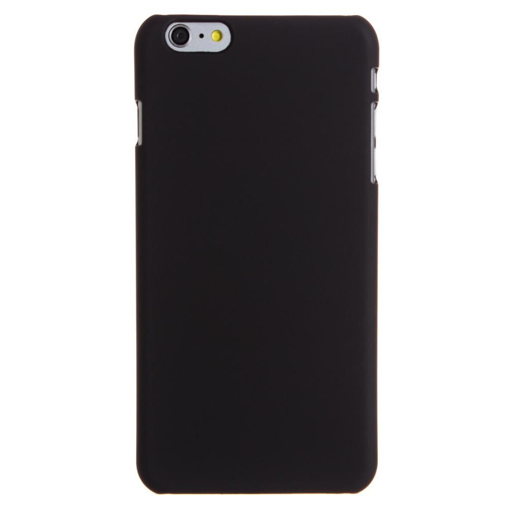 Apple iPhone 6 Plus -  Ultra Slim Fit Hard Plastic Case, Black