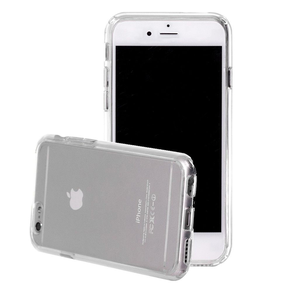 Apple iPhone 6 Plus -  HD Fusion Hybrid Clear Case