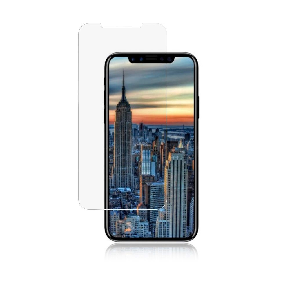 Apple iPhone X -  Tempered Glass Screen Protector, Clear