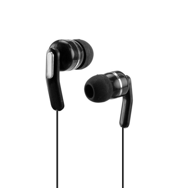 Apple iPhone 6 Plus -  Cellet 3.5mm Retractable Stereo Headset, Black