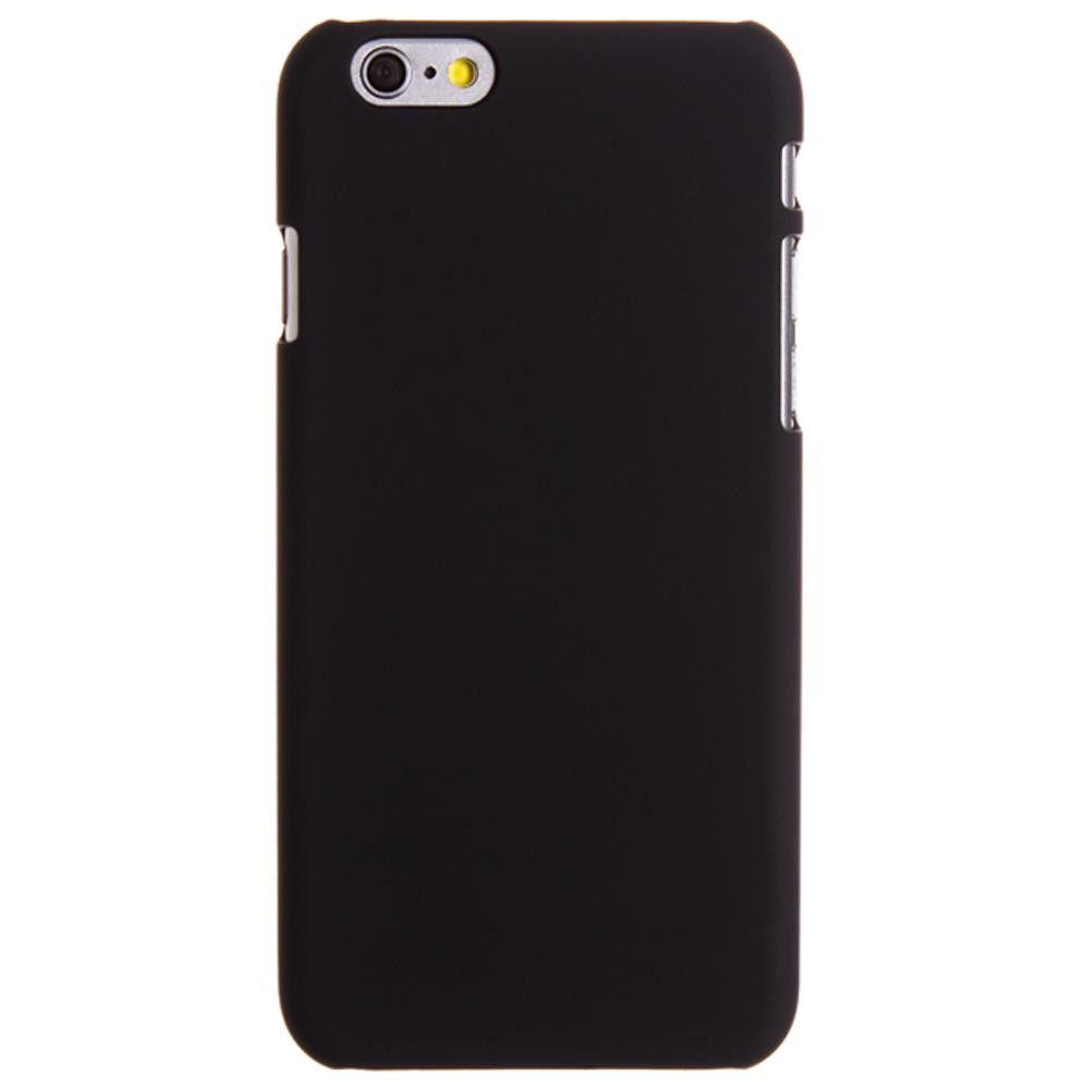 Apple iPhone 6/6s - Ultra Slim Fit Hard Plastic Case, Black