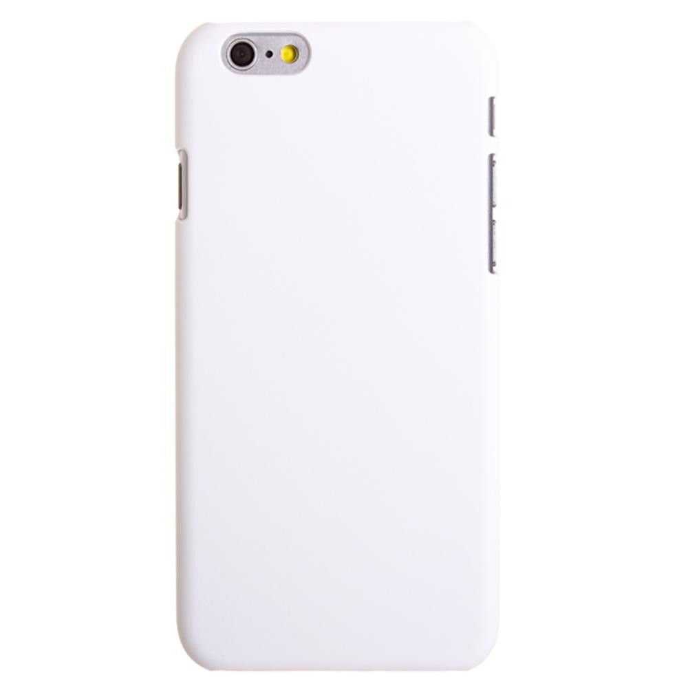 Apple iPhone 6/6s - Ultra Slim Fit Hard Plastic Case, White