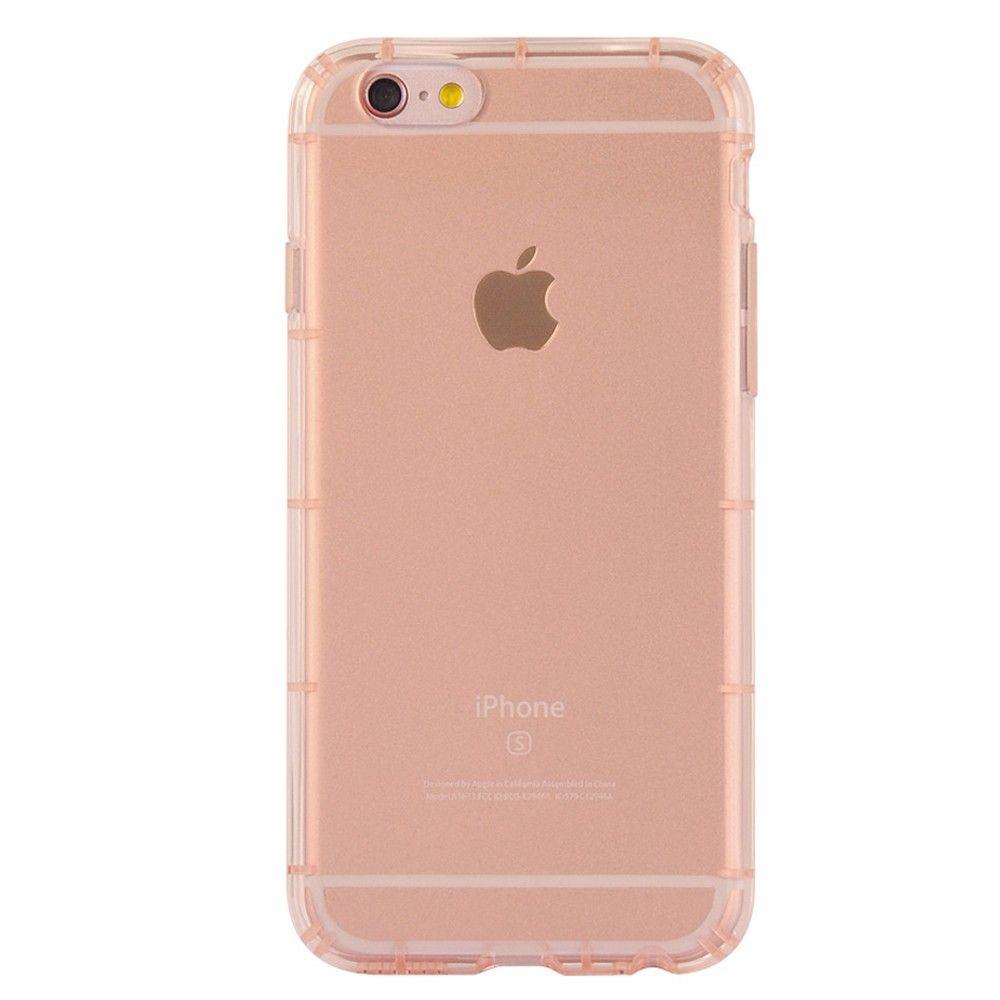 Apple iPhone 6/6s - TPU Case, Rose Gold