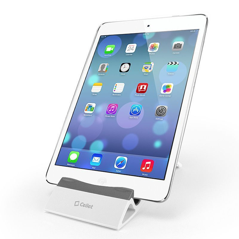 Apple iPhone 6 Plus -  Cellet Smartphone and Tablet Holder, White