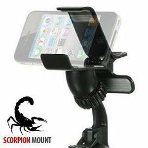 Apple iPhone 6 Plus -  Scorpion Holder, Black