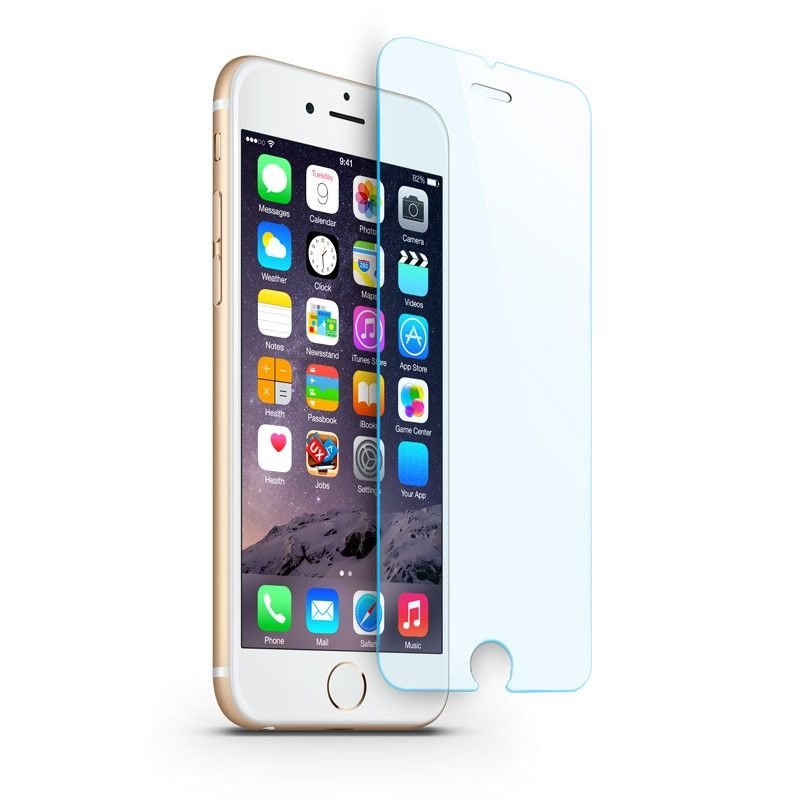 Apple iPhone 6/6s - Blue Light and UV Filter Tempered Glass Screen Protector 2-Pack