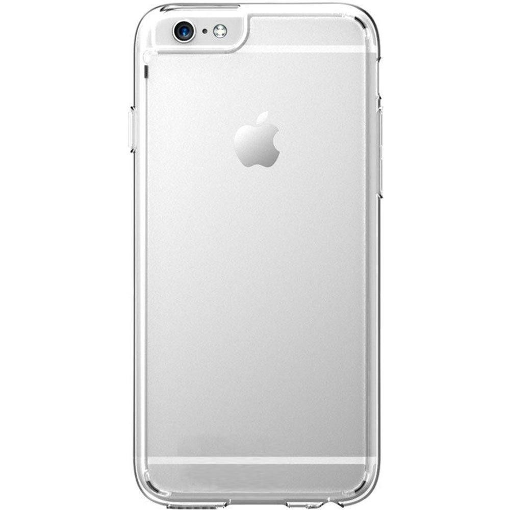 Apple iPhone 6s Plus -  Ultra Slim Fit Hard Plastic Case, Clear