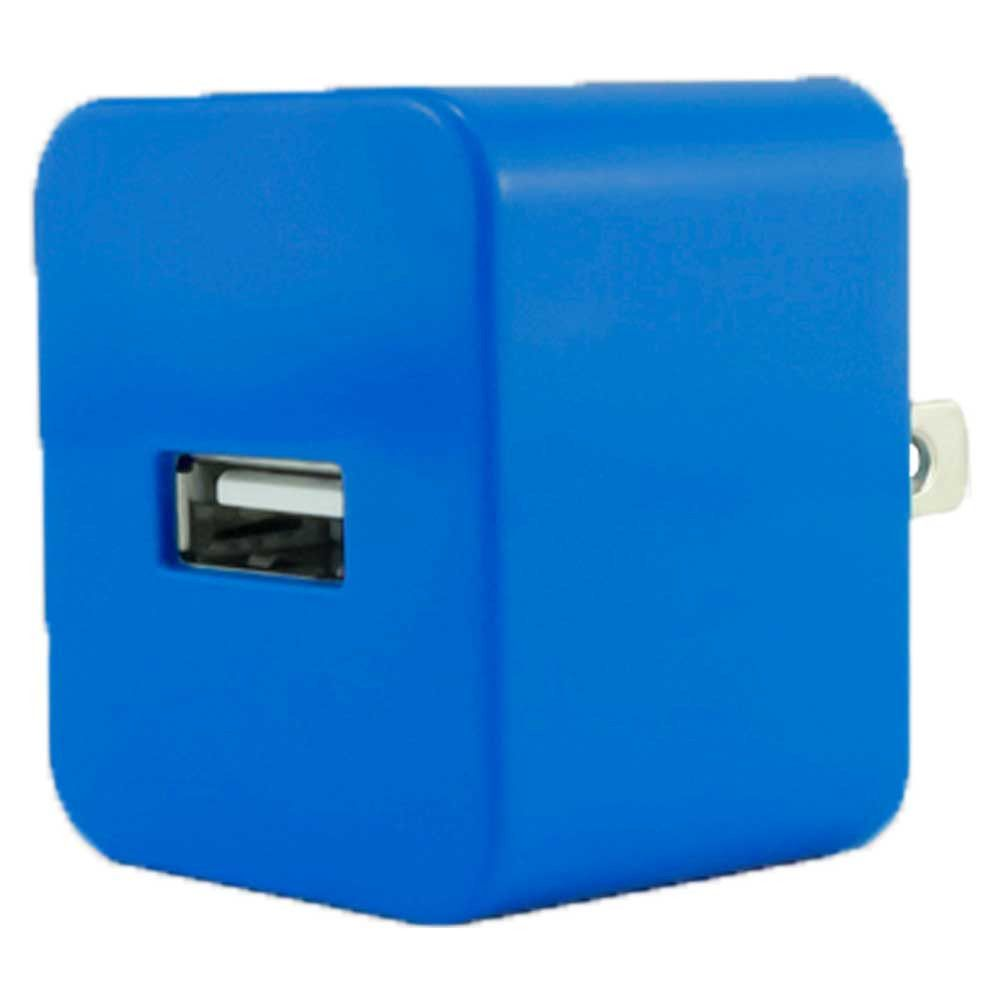 Apple iPhone 6s Plus -  Value Series .5 amp 500 mAh USB Travel Charger Adapter, Dark Blue