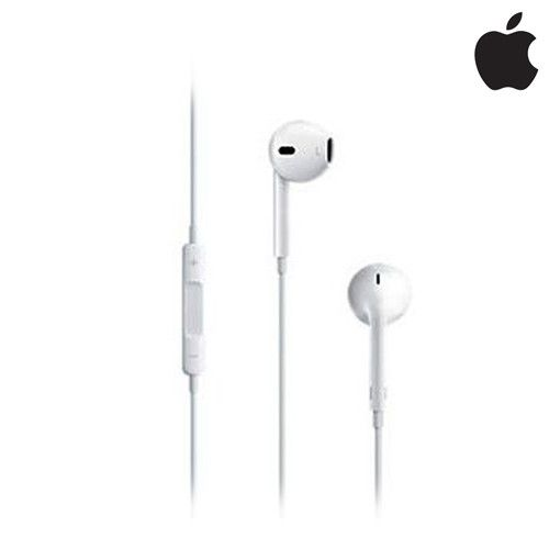 Apple iPhone 6s Plus -  OEM Apple EarPods w/Remote & Mic