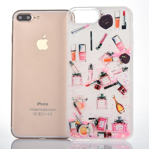 Buy Iphone 6 Plus Make Up Glitter Cover